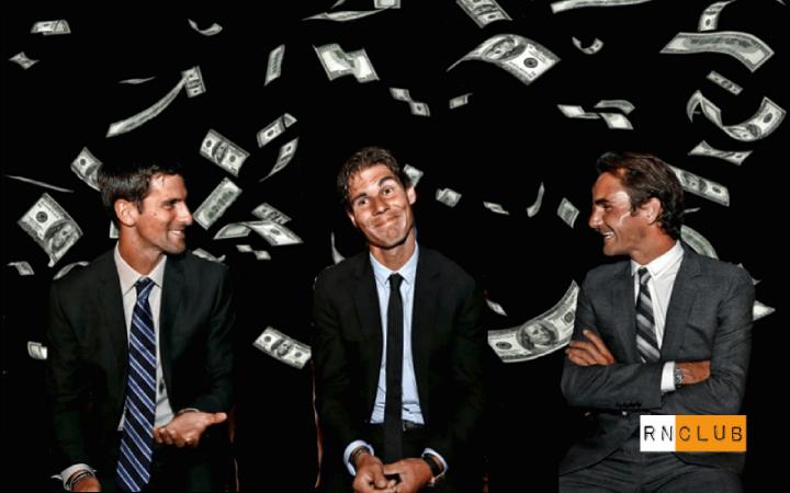 How Much Tennis Players Make Money