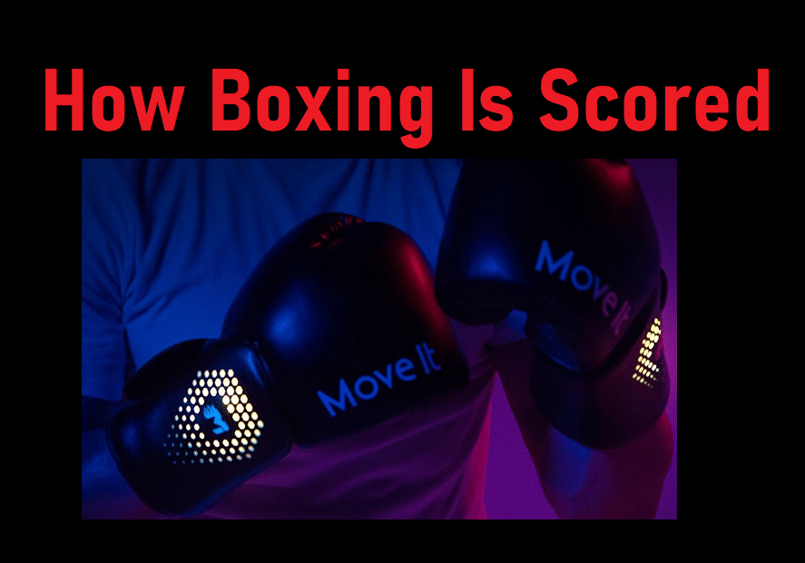 How Professional Boxing Is Scored