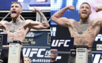 MMA Fighters cut weight fast